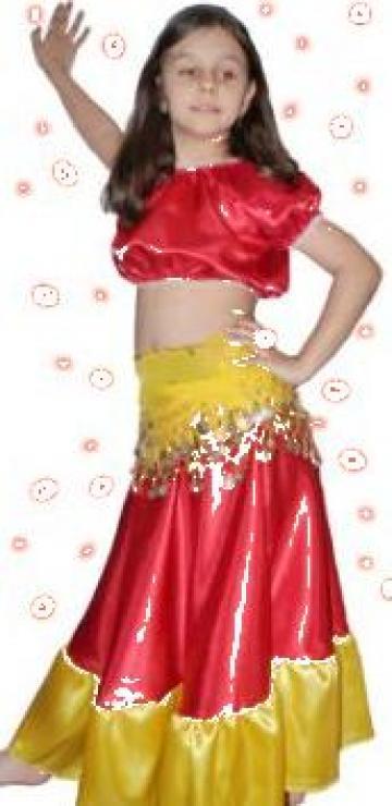 Costum tigan pentru copii de la Pfa Balan Mita