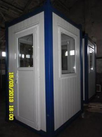 Container casa poarta
