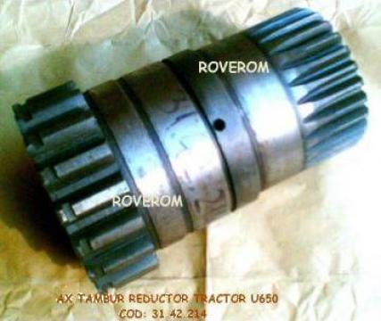 Ax (31.42.214) tambur reductor tractor U-650 de la Roverom Srl