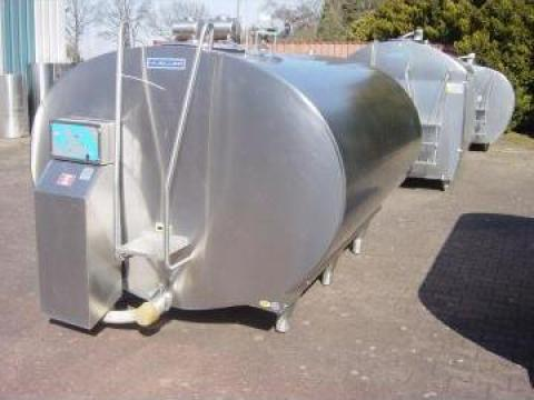 Tanc racire lapte inox Mueller 5100 litri