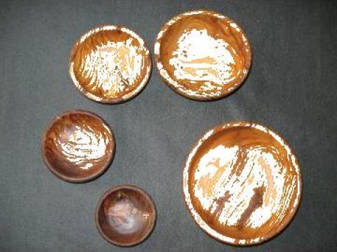 Ustensile bucatarie din lemn de maslin