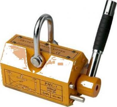 Magnet de ridicare 2000 kg de la Www.toplift.ro