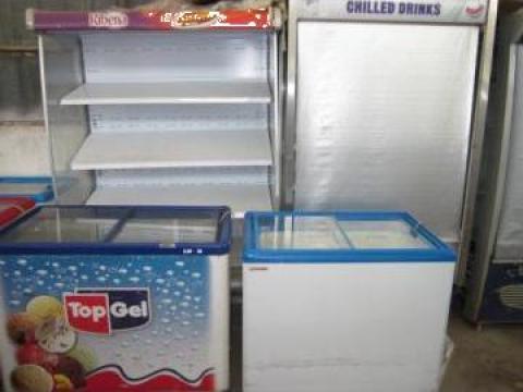 Raft frigorific cu 3 nivele second hand de la Distal Mark Srl