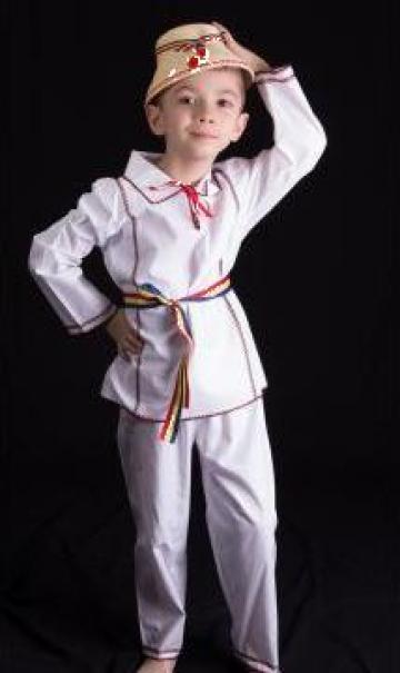 Costum popular baieti 452 de la Sabine Decor Shop Srl-d