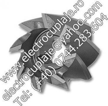 Freza cilindro-frontala N 40X32 mm de la Electrofrane