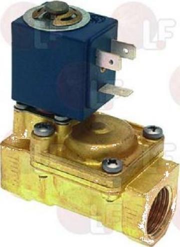 Electrovalva din bronz pentru admisia apei reci si calde