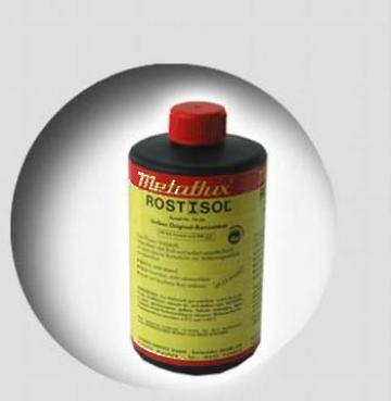 Solutie neutralizatoare antirugina Rostisol 500 ml