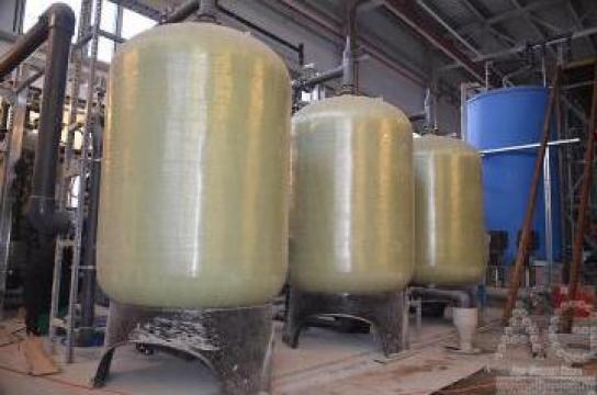 Statii tratare apa containerizate de la AquaSystems Group