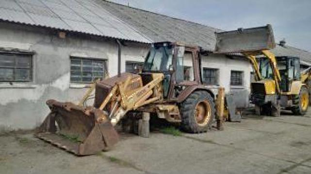 Piese dezmembari buldoexcavator Case 580 K 1994