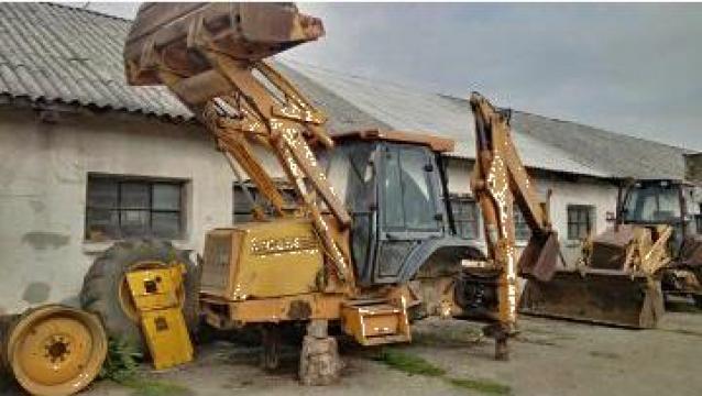 Piese Dezmembrari buldoexcavator Case 580 SK 1998