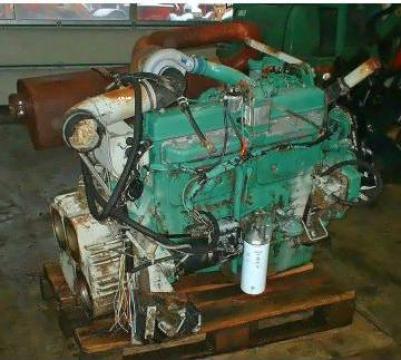 Piese de motor Volvo TD61ACE de la Pigorety Impex Srl