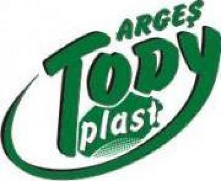 Folie transparenta in rola de la Tody Plast Arges