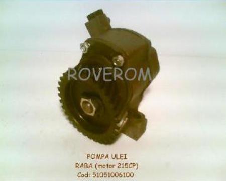 Pompa ulei raba (motor 215CP)
