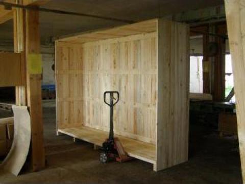 Cutii lemn atipice pentru transport ATG-L3RG
