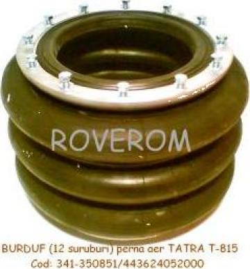 Burduf perna aer (12 suruburi) Tatra T813; T815