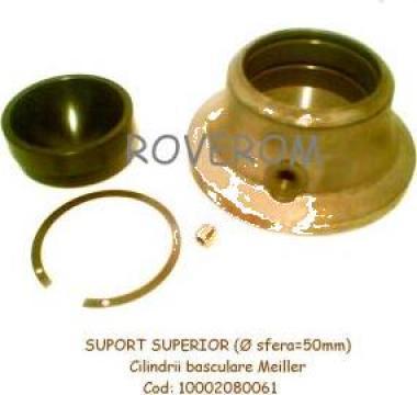 Suport bila superioara (D=50mm) cilindru basculare Meiller