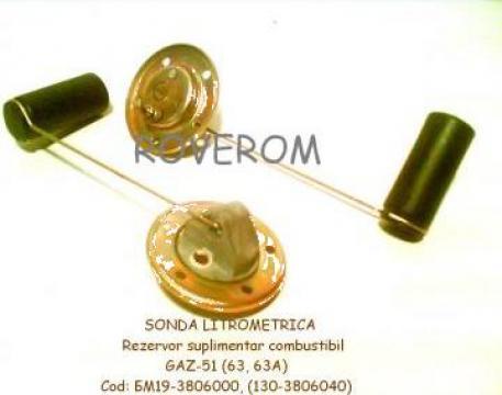 Sonda litrometrica rezervor suplimentar Gaz-51 (63, 63A)