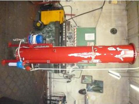 Filtru ionic biodiesel de la Gamm Productie Servicii Comert Srl