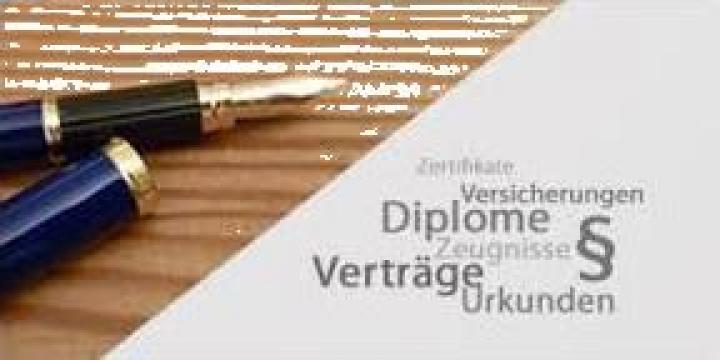 Traduceri documente Slatina, Bals, Craiova