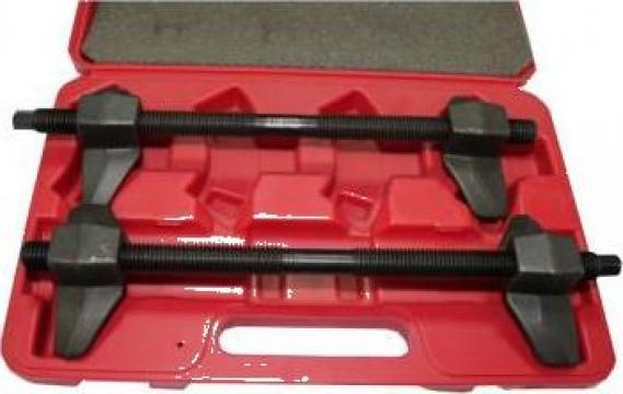 Presa pentru arcuri de suspensii deschidere maxima 65-320 de la Zimber Tools