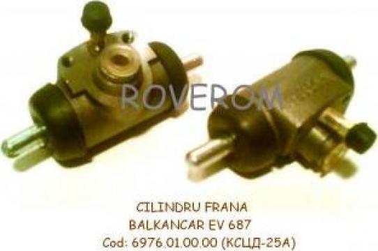 Cilindru frana Balkancar EV602, EV687.22, DV1661, 25mm