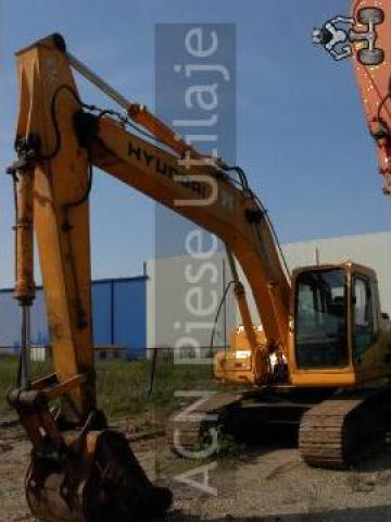 Inchiriere excavator Hyundai R210-7 de la ACN Piese Utilaje