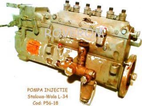 Pompa injectie Stalowa-Wola L-34 (motor SW-680)