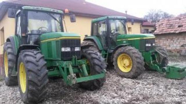 Tractor John Deere 6800 de la
