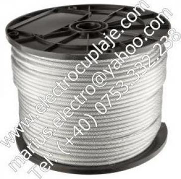 Cablu otel inox de la Electrofrane