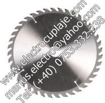 Panza circulara placata 200 x 30 mm 40Z de la Electrofrane