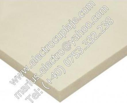 Placa poliamida 35 x 500 x 2000 mm