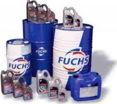 Lubrifianti Fuchs de la Pro-Teh Universal Center