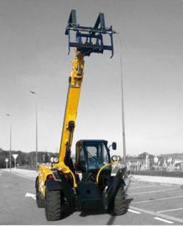Inchiriere telehandler incarcator telescopic brat fix 17 m de la Veronmax