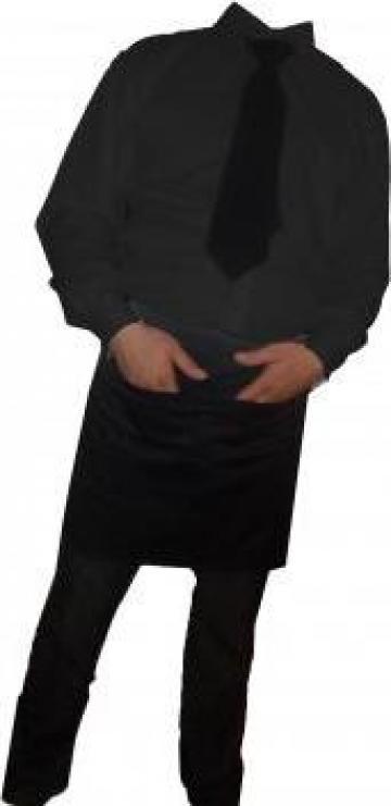 Camasa neagra cu maneca lunga barbati de la Johnny Srl.