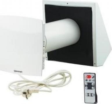 Sistem ventilatie TwinFresh Comfo RA1-50 de la Soft Media Srl