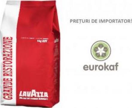 Cafea boabe Lavazza Grande Ristorazione de la Eurokaf Marketing