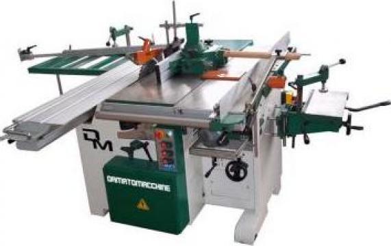 Masina combinata pt. prelucrare lemn America Super 1600 de la Infomark Srl.