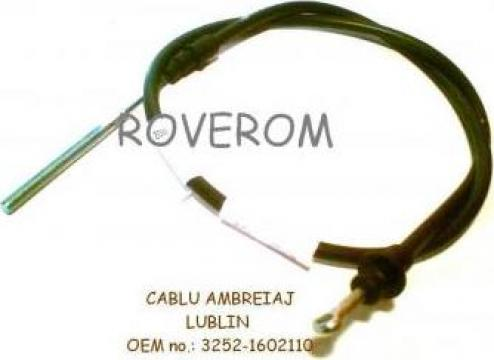 Cablu ambreiaj Lublin II, Lublin III de la Roverom Srl