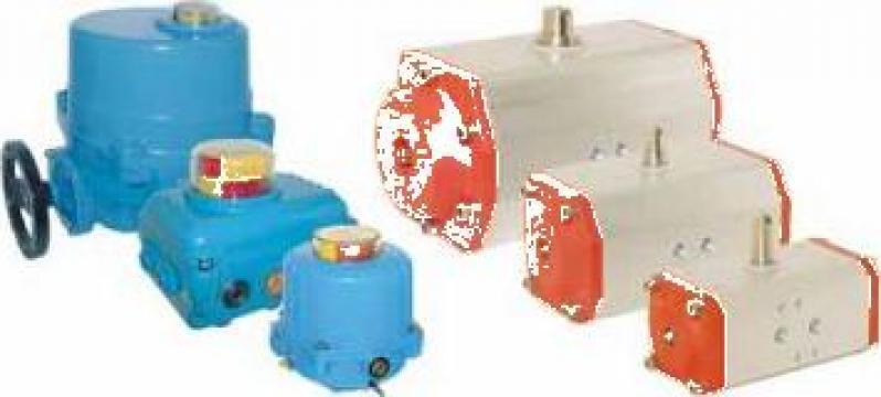 Actuatori valve solenoid