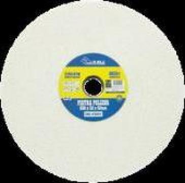 Piatra polizor 300x32x32 alb de la Impuls Distrib
