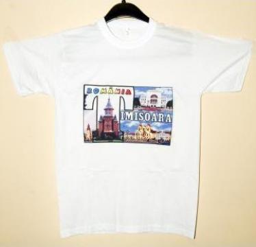 Tricouri imprimate de la Arol Trade Srl