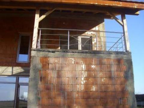 Balustrada din inox MB T1