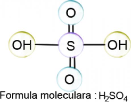 Acid sulfuric 0.1 N p.a