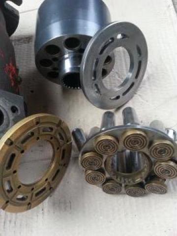 Reparatii pompe hidraulice Komatsu de la Hidraulica Industrial Srl.