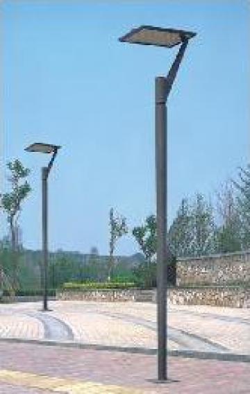Stalp iluminat parcuri zone rezidentiale PLGSP31 de la Palagio System Group