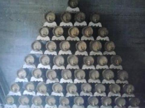 Butoaie 3 litri stejar