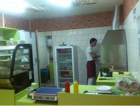 Utilaje, echipamente fast-food, catering, bucatarie de la Fofis Vlad Shop