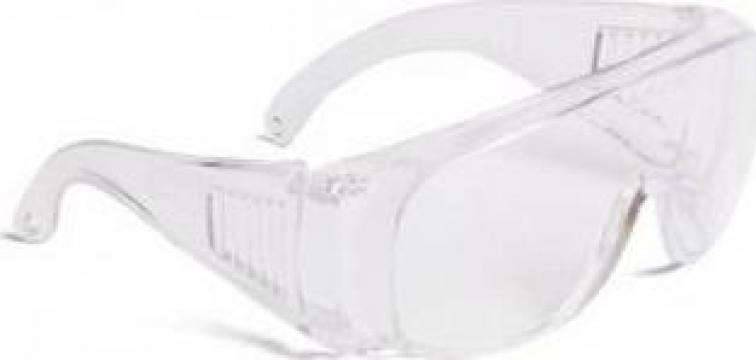 Ochelari de protectie cu o singura lentila