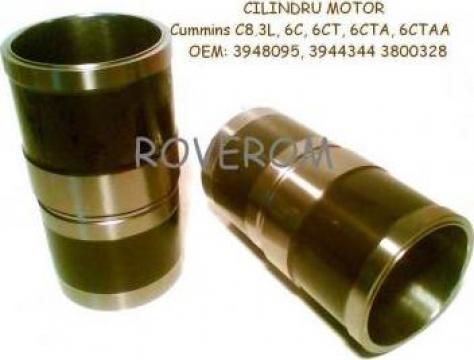 Cilindru motor Cummins 6CT8.3, Komatsu SAA6D114E-2