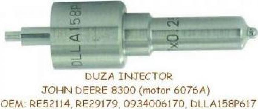 Duza injector John Deere 2058, 2064, 2066, 6610, 8300